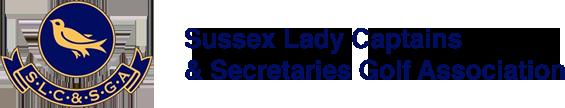 Sussex Lady Golf Captains