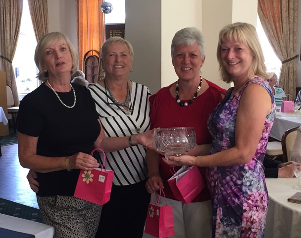 Winners of Presidents Day at Willingdon Golf Club